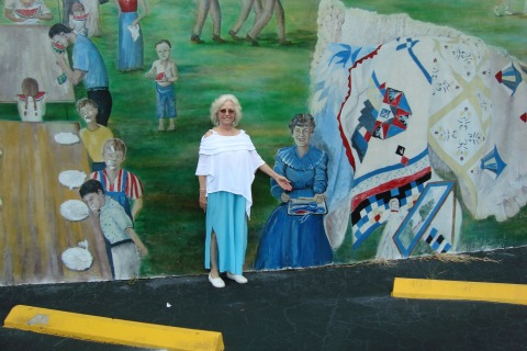 Lake Placid Florida Mural