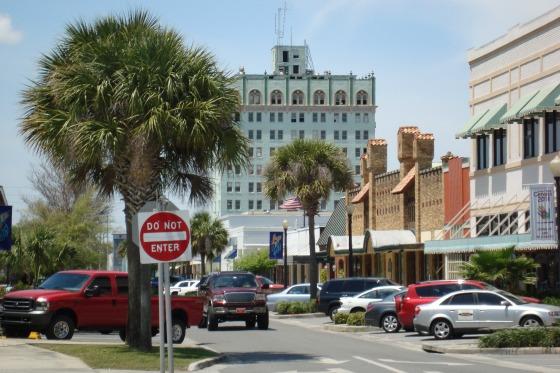 Lake Wales Florida Downtown