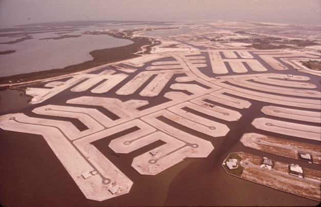 Marco Island New Land From Dredging