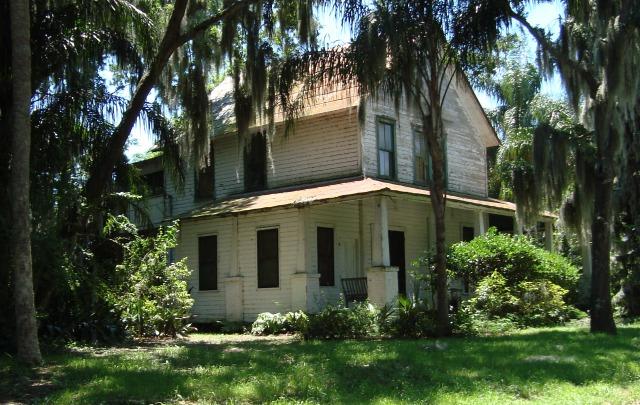 Harper House in Montverde Florida
