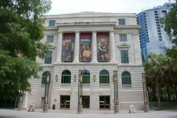 Orange County Regional History Center, Orlando