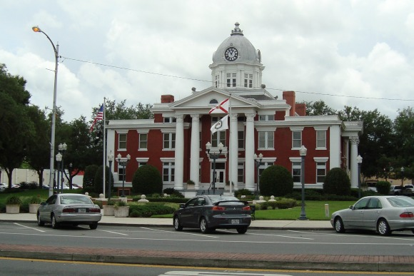 Pasco County Courthouse, Dade City