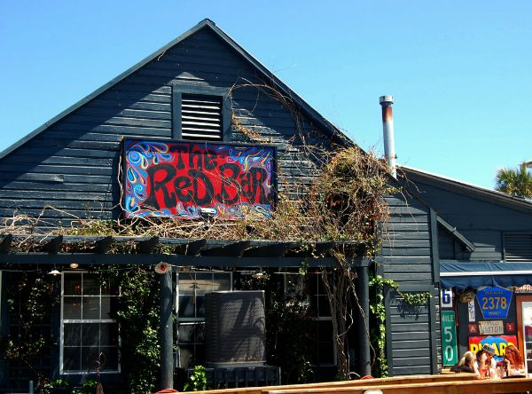 Red Bar, Grayton Beach, Florida