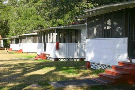 St Marks, Florida, Shell Island Fish Camp