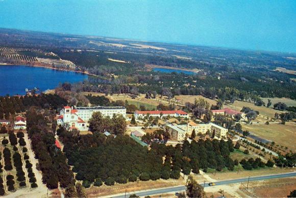 St. Leo in 1959