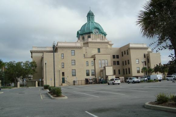 Deland Florida Volusia County Courhouse
